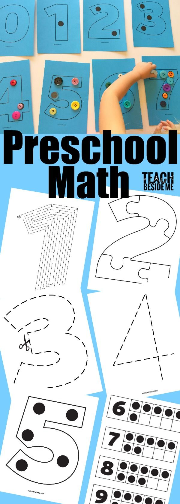 559 best Math Activities images on Pinterest | Pre school, Pre ...