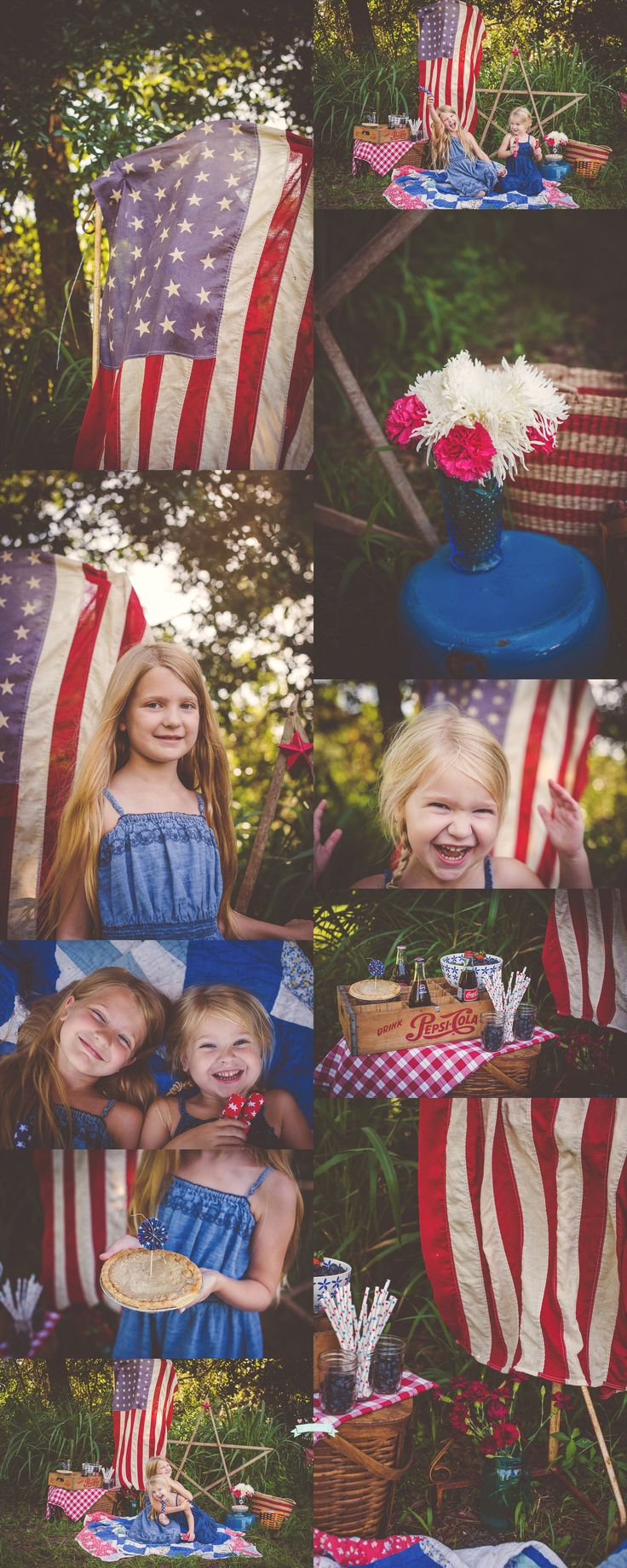 American Mini Session by Tara Merkler Photography in Central Florida