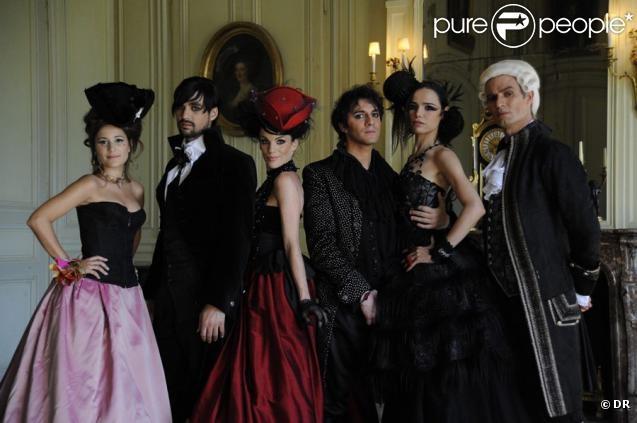 PHOTOS - La troupe de Mozart L'opéra Rock !