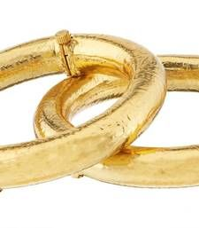 Buy Antique Gold Plated Bangle Imitation Jewellery bangles-and-bracelet online