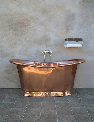 Copper Bath. For body & soul