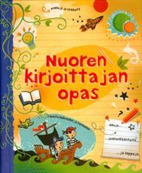 http://www.adlibris.com/fi/product.aspx?isbn=9522940135   Nimeke: Nuoren kirjoittajan opas - Tekijä: Louie Stowell - ISBN: 9522940135 - Hinta: 9,40 €