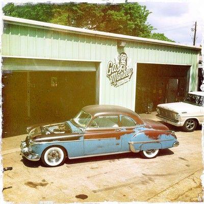 Fast N Loud Cars | ROCKET 88 GAS MONKEY GARAGE FAST N LOUD TVCAR MAKE OFFER HOT ROD RAT ...