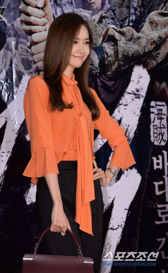 140729 'The Pirates' VIP Premiere - YoonA