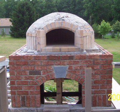 Lovely Brick Pizza Oven Outdoor Pizza Oven Kitsoutdoor