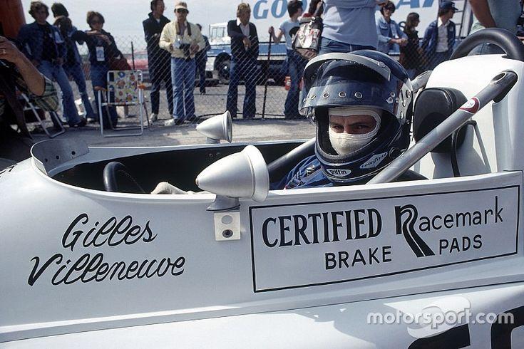 Le premier cours de pilotage de Gilles Villeneuve