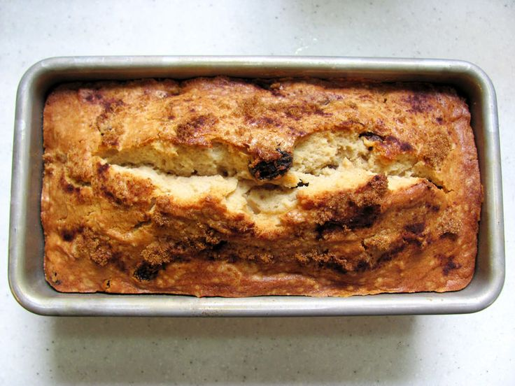 Ditch the Banana Bread for This Snickerdoodle Loaf