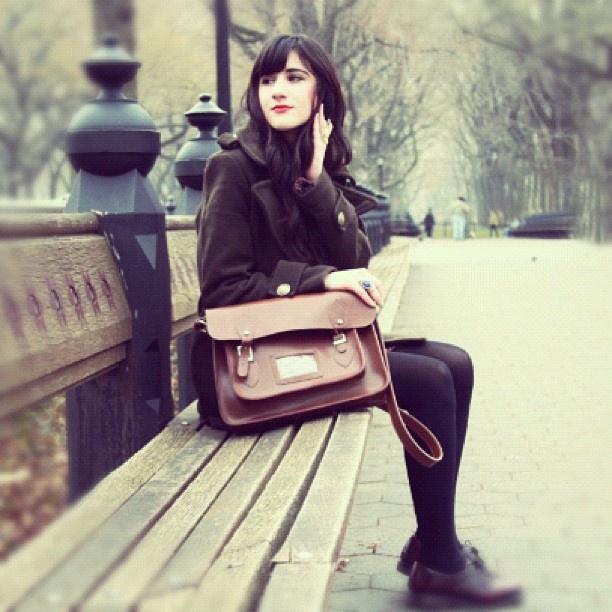 52 best The Cambridge Satchel Style Spot images on Pinterest ...