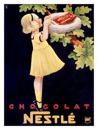 Chocolat #Nestlé