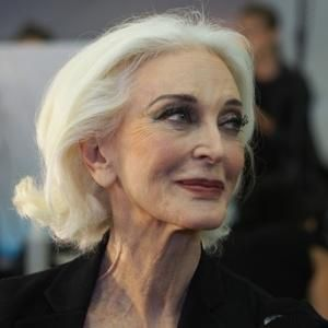 Supermodel Carmen Dell'Orefice still hot at 81