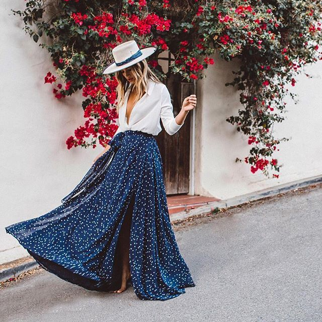 Two words: outfit goals!