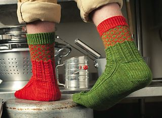 Inspired by Fred and George Weasley, these fun and bright socks are a bit mischievous and perhaps imbued with a charm or two.