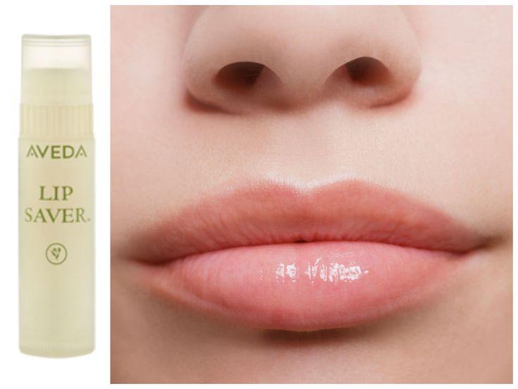 Fresh, kissable lips start with Aveda lip saver.