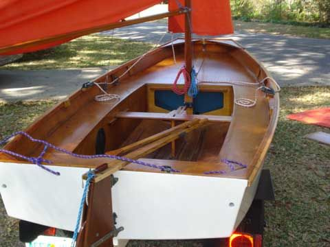 22 best images about Classic Mirror Dinghies on Pinterest