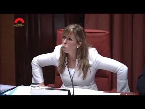 Declaración COMPLETA Alicia Sánchez Camacho PP Comisión Investigación Ca...