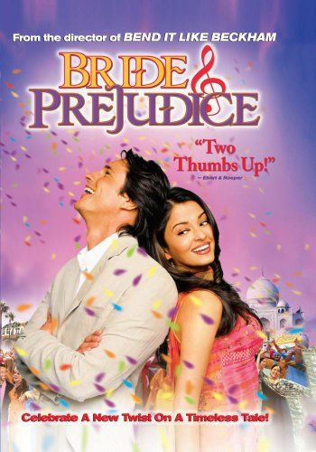 Bride and Prejudice 2005 DVD on Amazon
