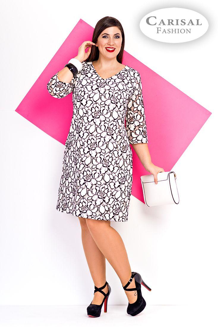 277 best Vestidos de talla grande images on Pinterest   Curvy ...