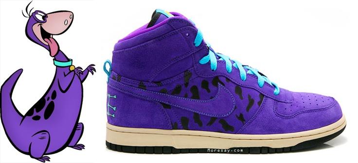 newest collection b6aa7 fdae1 ... The Flintstones Nike ...