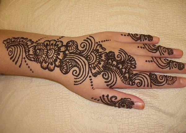 Henna Mehndi Design Arabic & Mehndi Design Collection