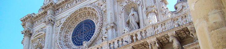 Lecce - Chiesa di Santa Croce