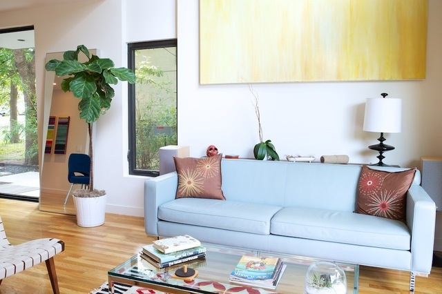 1000 images about paint colors on pinterest yellow art for Sofa table behind couch against wall