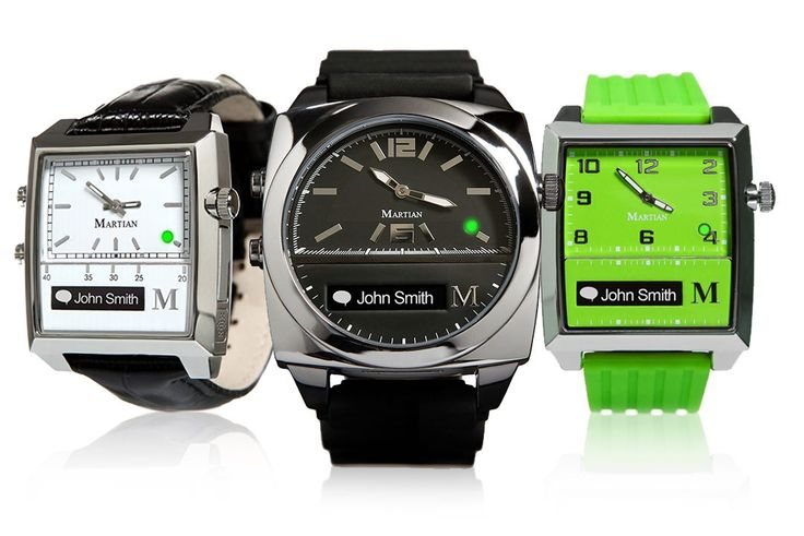 Martian Smartwatch | World First Analog Smartwatch With Voice Capability For IPhone And Android