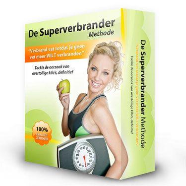 De Superverbrander Methode   Verbrand overtollige kilo's   4 fasen programma tot een definitief slank lichaam