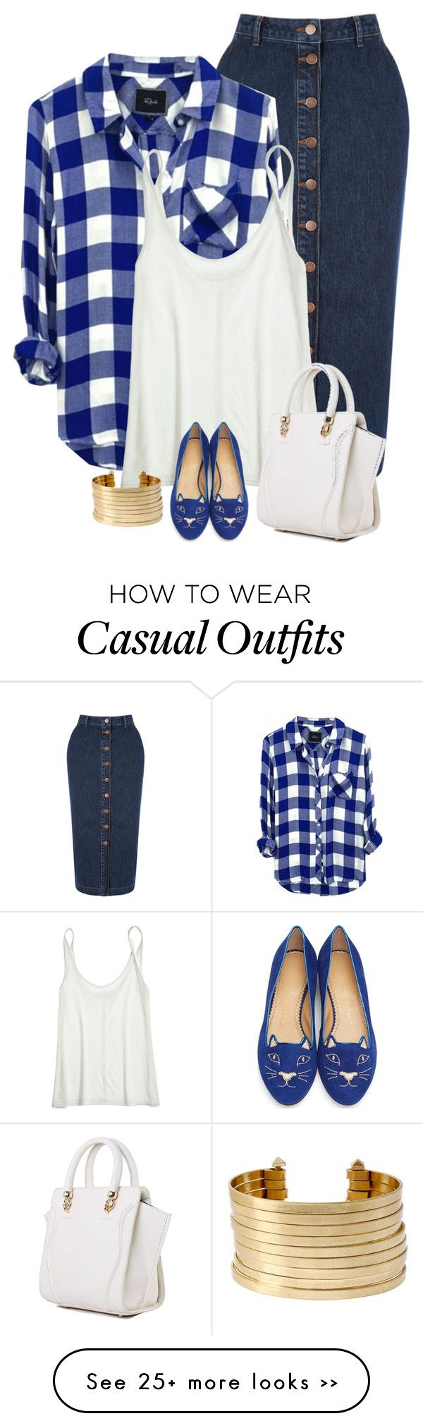 """casual look"" by divacrafts on Polyvore"