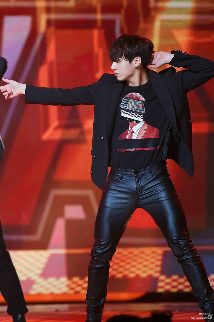 It's Time To Talk About Jungkook's Huge Thighs — Koreaboo
