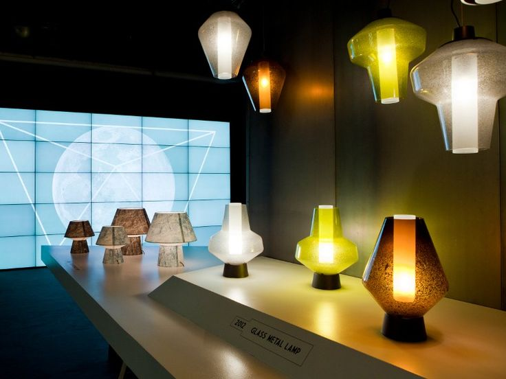 METAL GLASS lamp by Diesel x Foscarini
