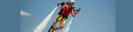 Flyboard Jetpack in Action