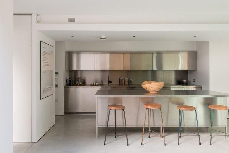 Great Modern Brick Home Feilden Clegg Bradley Studios