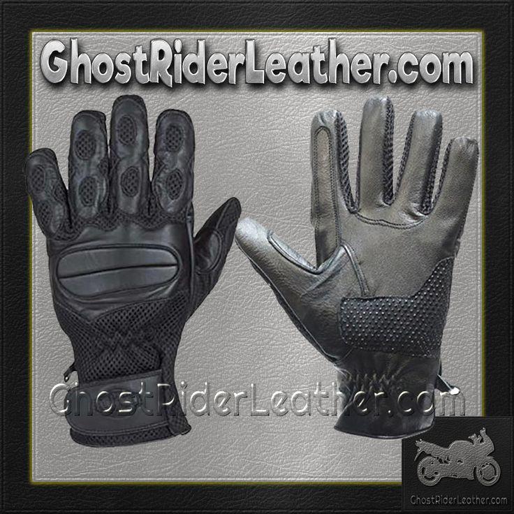 Motorcycle Riding Gloves / Unisex / SKU GRL-GL2096-DL