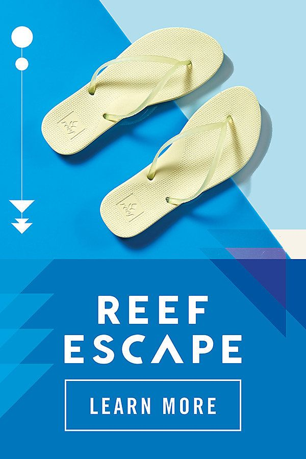 Find your new favorite women's sandals at www.reef.com. Whether you're looking for athletic or fashionable sandals, we have a pair for every adventure.