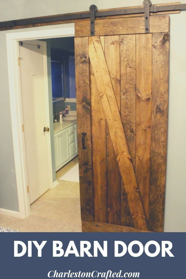 Easiest Cheapest Way To Build A Rustic Barn Door Free Pdf