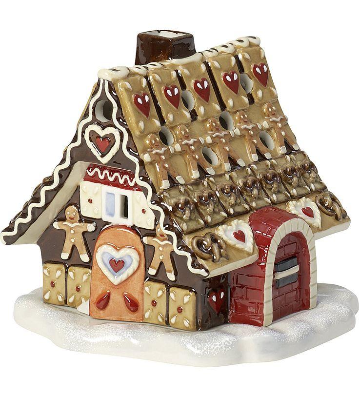 VILLEROY & BOCH - Mini Christmas ginger house | Selfridges.com