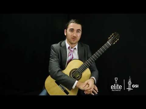 Learn to play Recuerdos de la Alhambra - EliteGuitarist.com Classical Guitar Tutorial Part 1/3 - YouTube