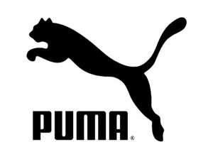 puma blanco png logo