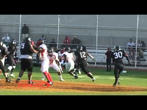 Nassau Punishers vs NYC Falcons - Playoffs 2012