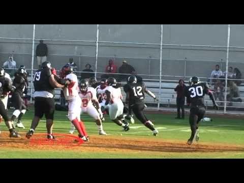 Nassau Punishers vs NYC Falcons - Playoffs 2012