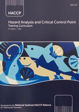 HACCP: Hazard Analysis and Critical Control Point Training Curriculum