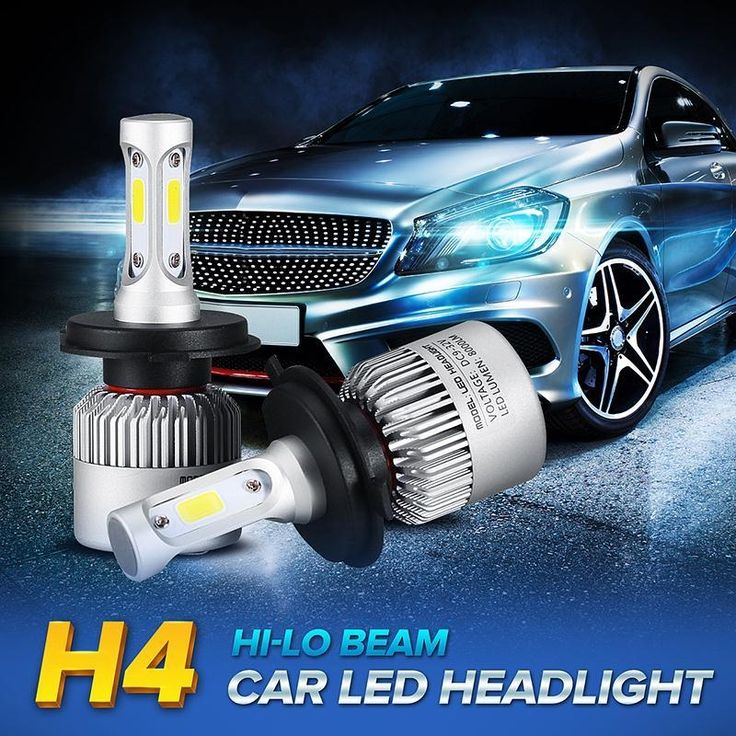 (26.62$)  Watch now - http://ais82.worlditems.win/all/product.php?id=32698187291 - Oslamp Auto Hi-lo Beam 72w COB Chip H4 Car LED Headlight Bulb 6500k 12V 24V LED Head Lamp For Toyota Mazda Buick Jeep Suzuki SUV