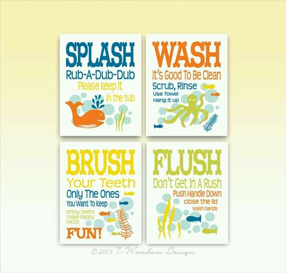 Bathroom Signs Kids Bathroom Pinterest Bathroom Signs Signs And