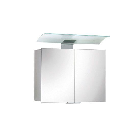 edition 200 keuco mirrored medicine cabinet