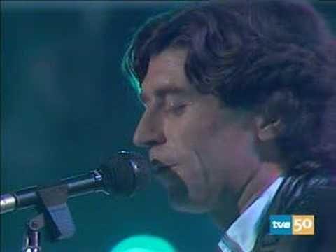 Joaquín Sabina - ¿Quién me ha robado el mes de abril? -   Not a big fan, but I love this song! ;)