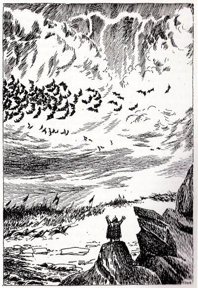 Tove Jansson - The Battle of Five Armies