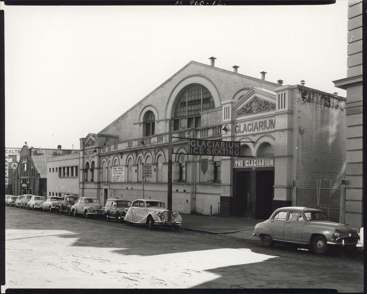 Glaciarum 1957 Southnbank