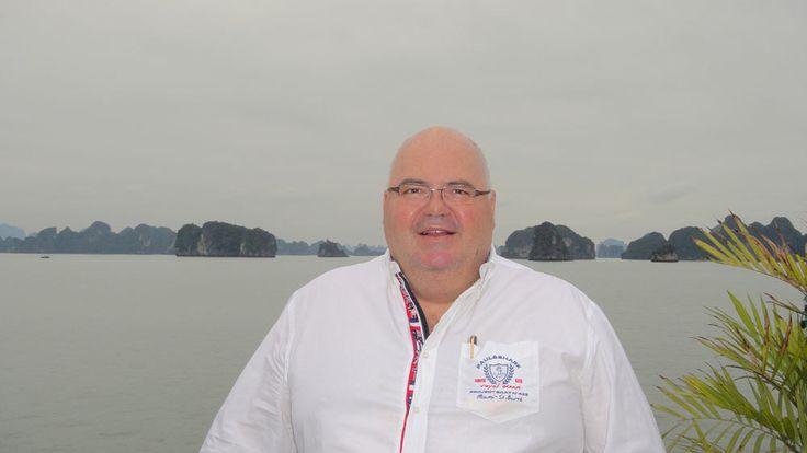 Michel SALAUN en voyage au Vietnam