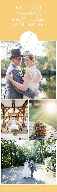 Elegant wedding at the Hof zur Linde in Münster #wedding #photography #muenster