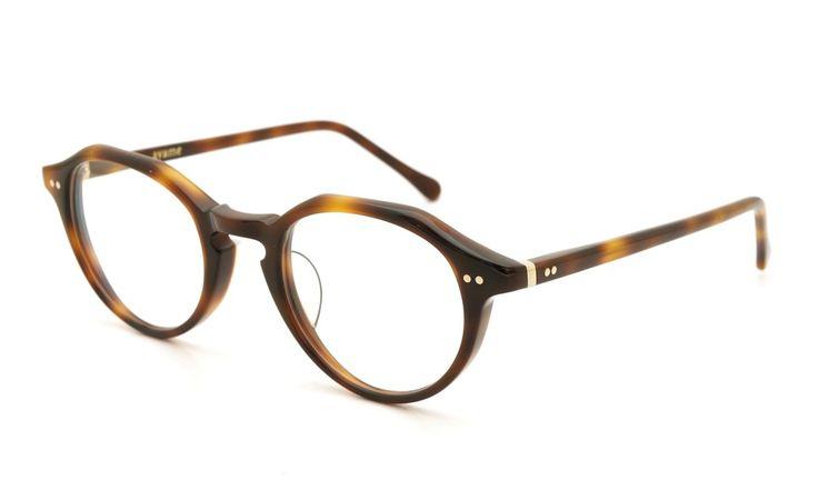 ayame アヤメ SPIKE CB | 2013-2014.A/W collection | eyewear | optician | PonMegane